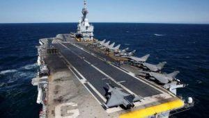 Fransa, Türkiye'ye karşı en büyük silahını Akdeniz'e gönderiyor