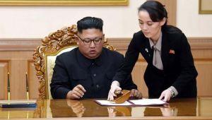 Kardeşi Kim'den korktu