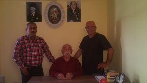 İSMAİL DURAN DYP'Yİ FETHİYE DE ŞAHA KALDIRDI