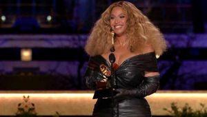 Grammy Ödülleri sahiplerini buldu! Beyonce başarısıyla tarihe geçti