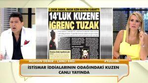 Şüpheli kuzen Muhsin Demir hakkındaki iddialarla Neler Oluyor Hayatta'da cevap verdi.