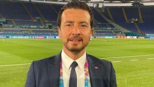 Son Dakika: TFF Basın Danışmanı Ersin Düzen görevinden istifa etti! Hollanda maçı sonrası paylaşımı olay olmuştu...