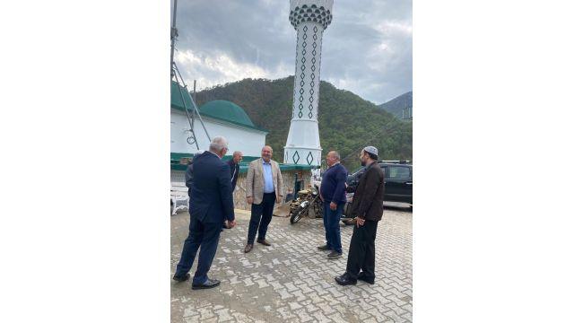 CHP'li HALK ADAMI MEHMET DEMİR HARABE CAMİ KALMAYACAK